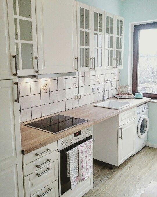 Meine neue Küche / my new kitchen #ikea #greengate | kitchen ...