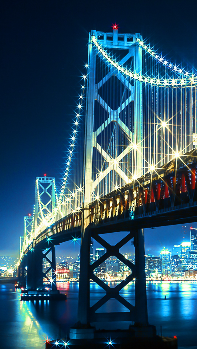 San Fransisco Bay Bridge Tap To See More Beautiful Travel Photography Wallpapers Mobile9 City Wallpaper Photography Wallpaper World Cities