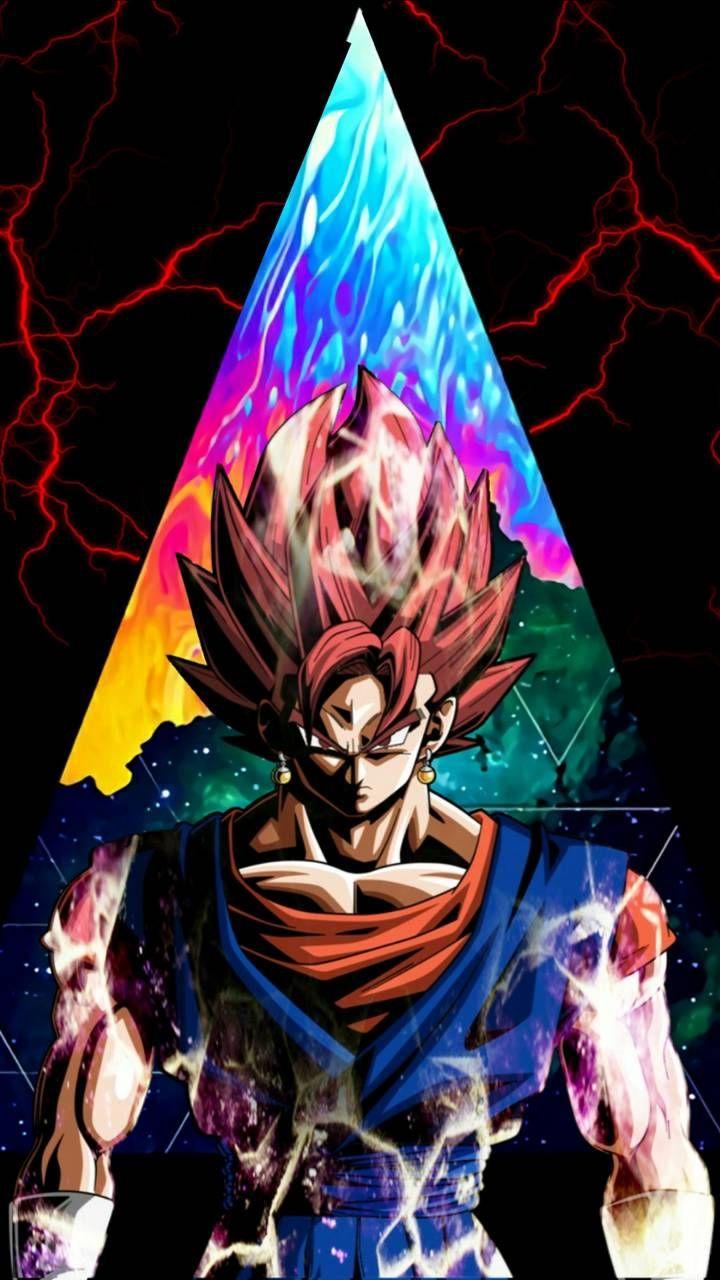 Goku Vegetto Blue Dragón Ball Pinterest Dragon Ball Dragon