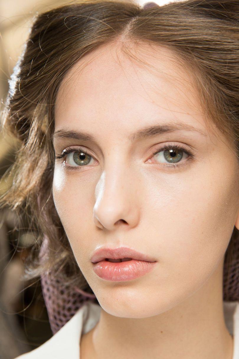 модный макияж сезон осень зима 2017 2018. makeup trends fall ...