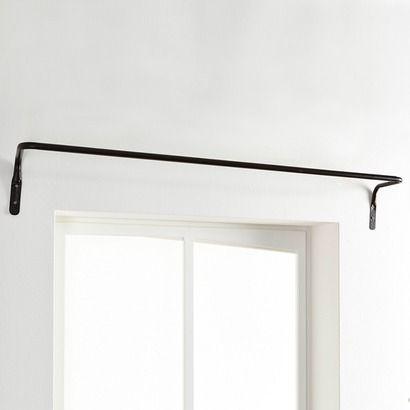 gardinenstange warangal aus eisen gardinenstange. Black Bedroom Furniture Sets. Home Design Ideas