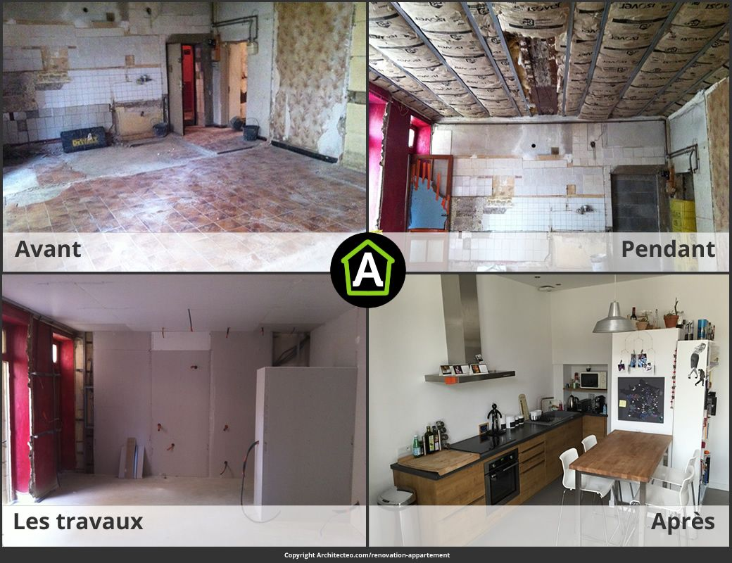 100 Remarquable Suggestions Renovation Appartement Avant Apres