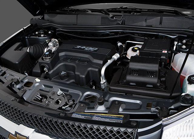 Part Details 2007 Chevrolet Equinox Gas Engine Fits 3 4l Vin F