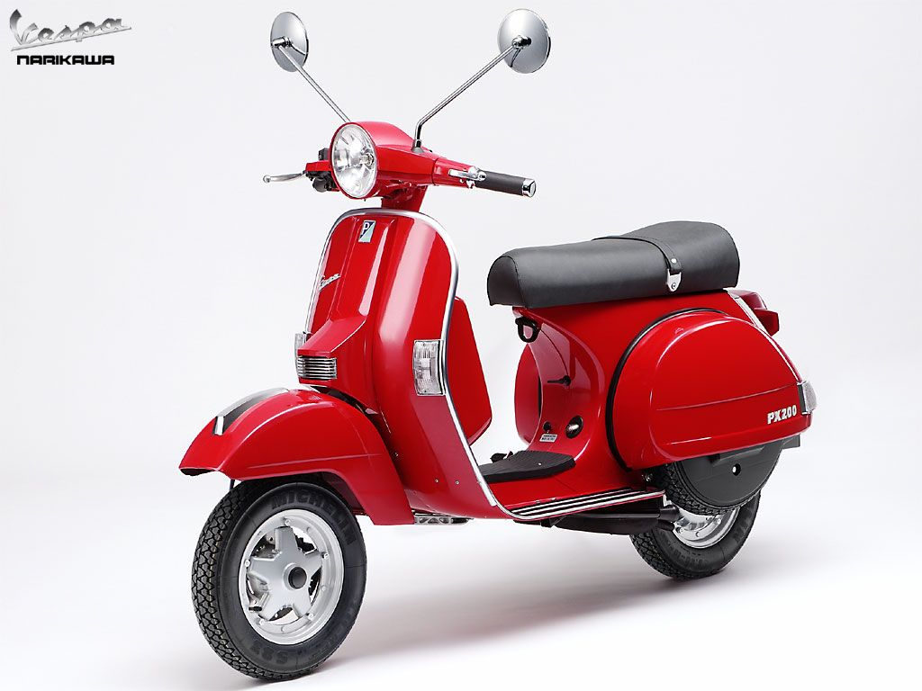 red vespa px 200 finally for my birthday future plans pinterest vespa px red vespa. Black Bedroom Furniture Sets. Home Design Ideas