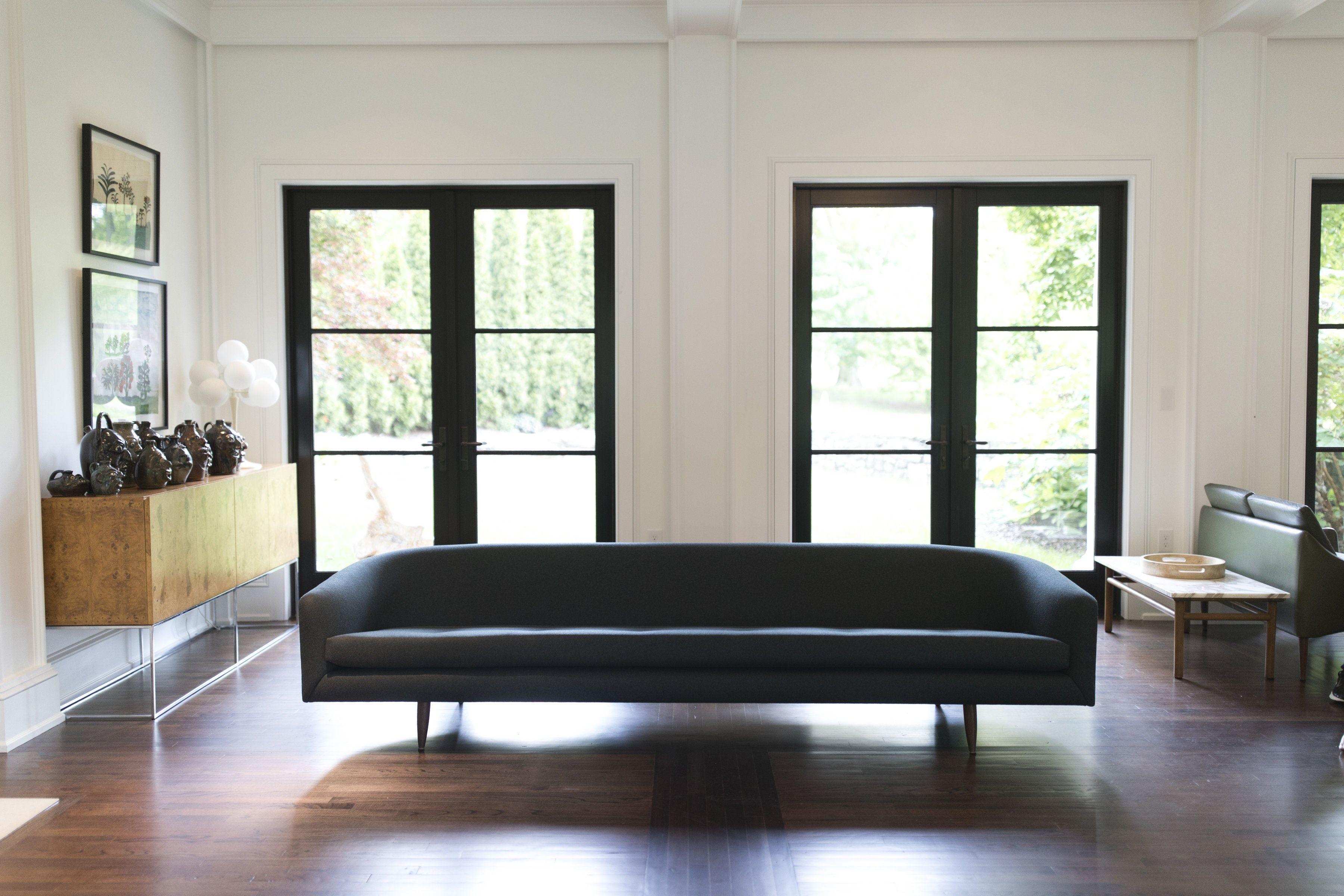 Modern Living Room Columbus Ohio