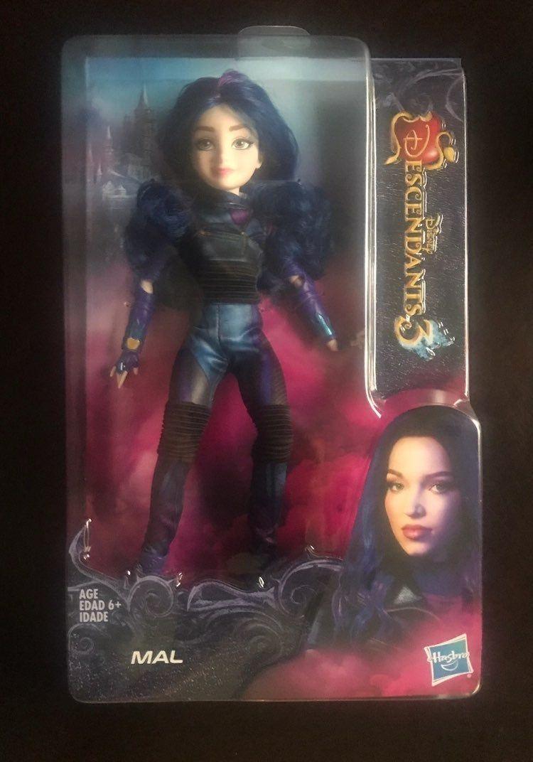 NEW /& SEALED! Disney Descendants 3 UMA Doll