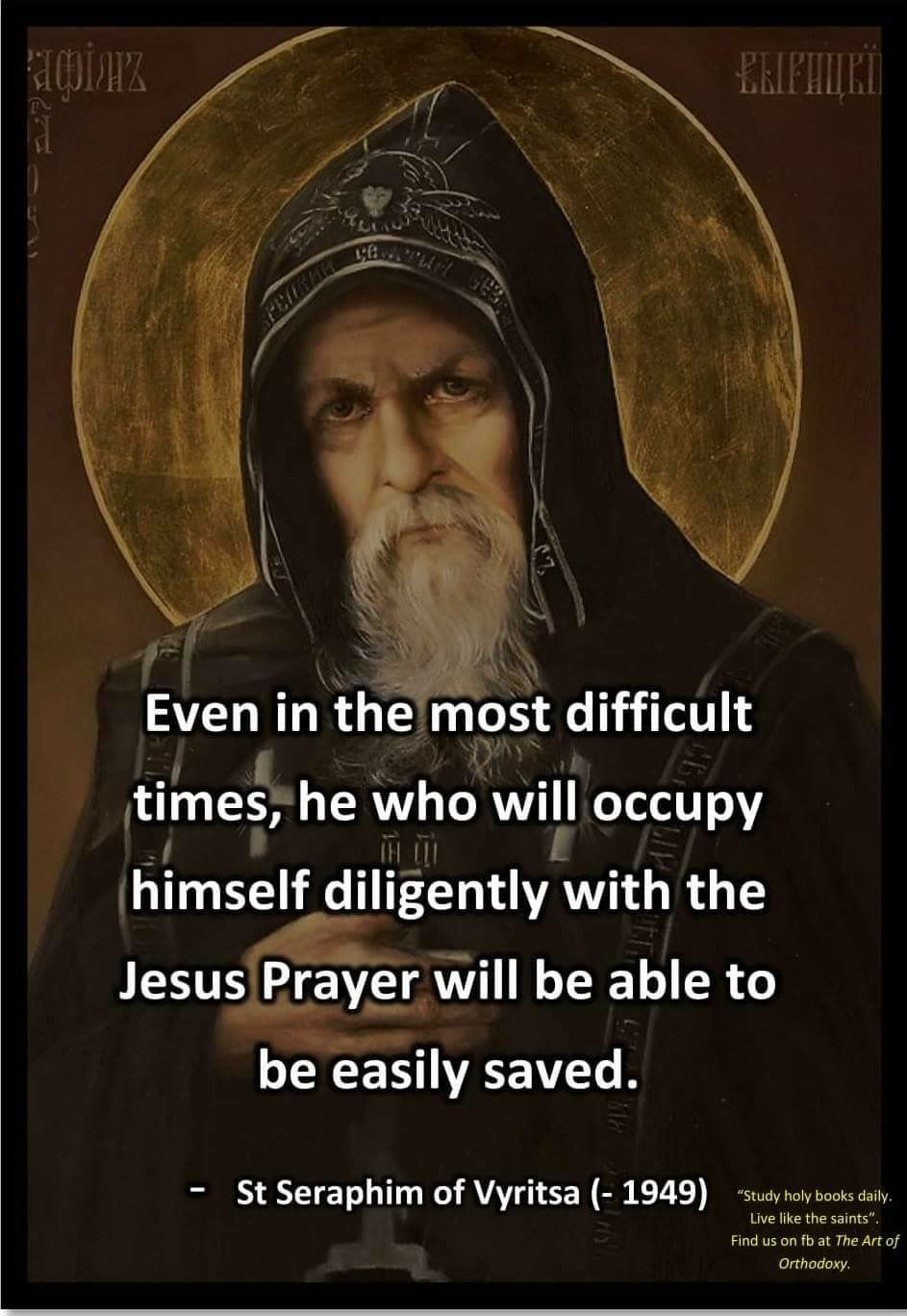 Image result for orthodox sayings on prayer