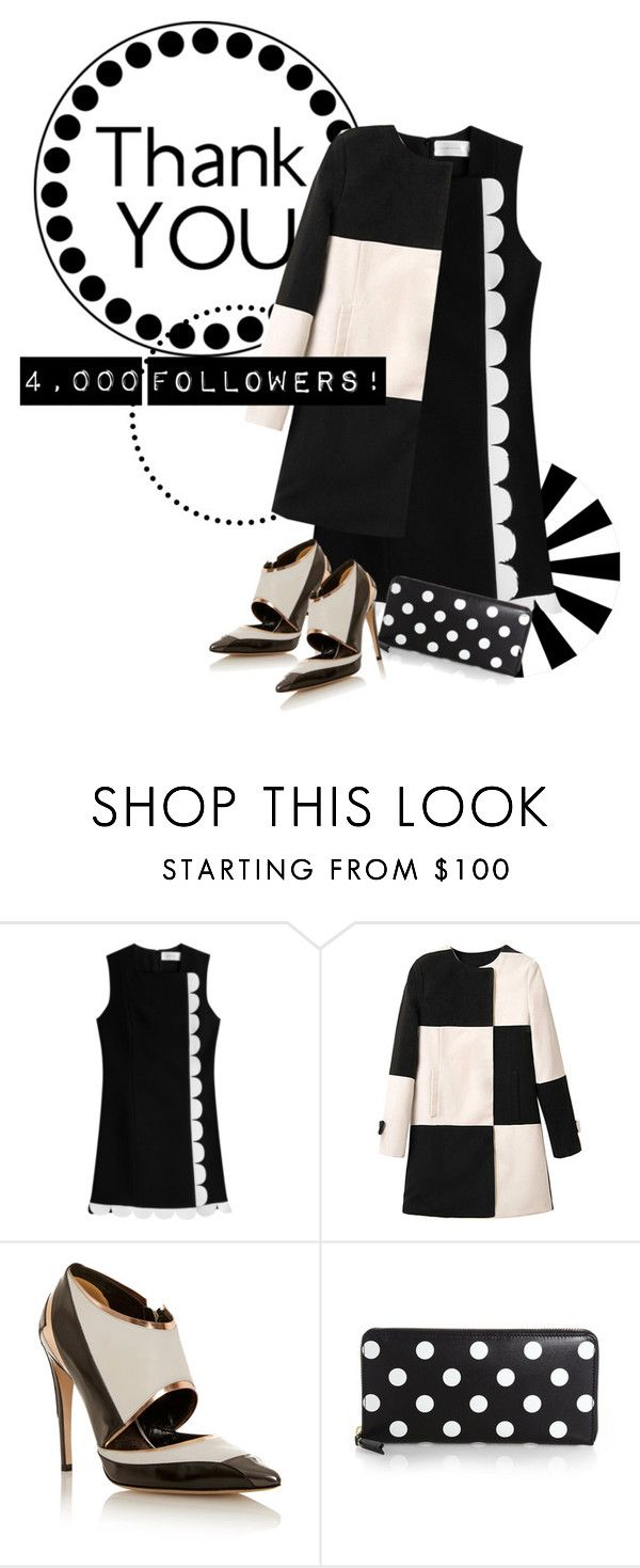"""4,000 Followers...Thank You!"" by giginicole ❤ liked on Polyvore featuring Victoria, Victoria Beckham, Prabal Gurung and Comme des Garçons"