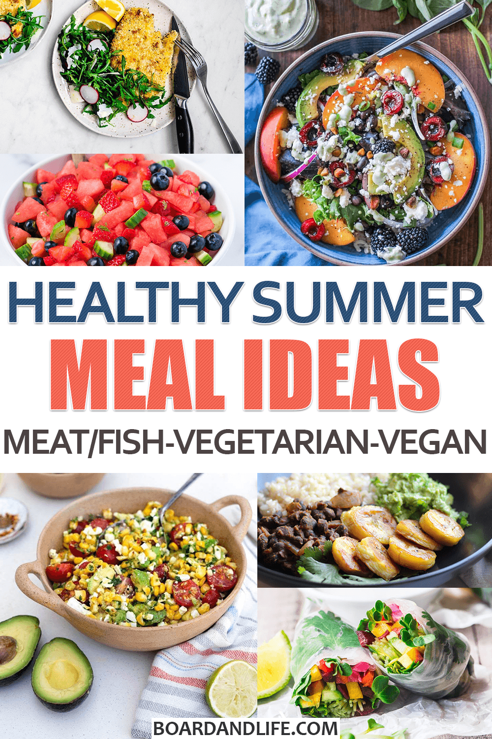 37 Healthy Summer Meal Ideas To Try This Season All Things