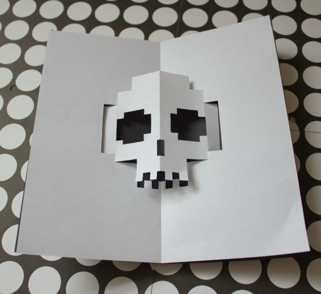 Diy Pop Up Halloween Card Halloween Cards Halloween Pop Up Cards Pop Up Cards