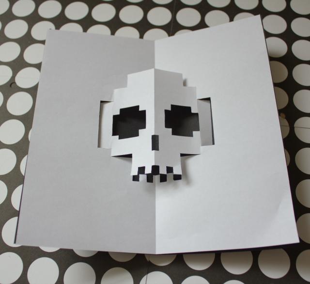 Halloween Pop Up Cards Templates.Diy Pop Up Halloween Card Template And Tutorial