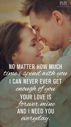 The best love quotes for her to know just how much you truly appreciate and care