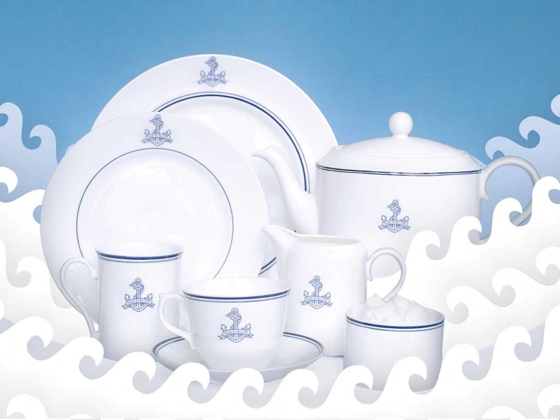 Dining Plates Set