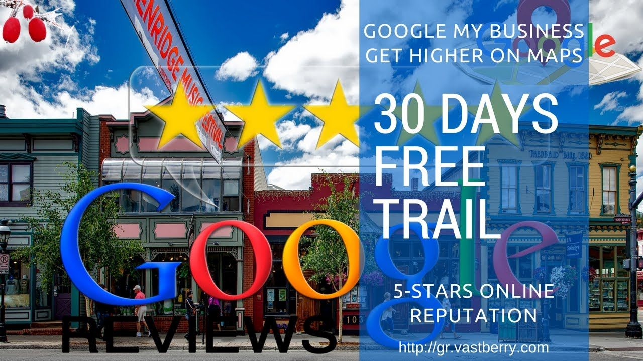 Google My Business Higher On Maps - Repair My Online Reputation - Google... Learn about Google Review System and how to leverage your business performance and reviews. There are ways to improve your Google Reviews and business performance, and the price will surprise you,  We're offering now 30 Days FREE Trial in this link https://gr.vastberry.com