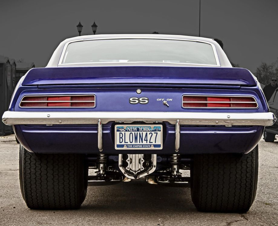 Rears of all types (48 HQ Photos) Chevy muscle cars