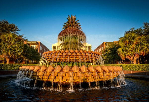 Pineapple Drop In Charleston Charleston Real Estate Homes For Sale In Charleston Sc Lois Lane Properties Charleston Hotels Fountains Secret Escapes