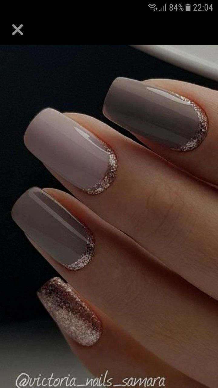 Trendy Gel Nail Design Ideas: I Didn't Wake Up Like This