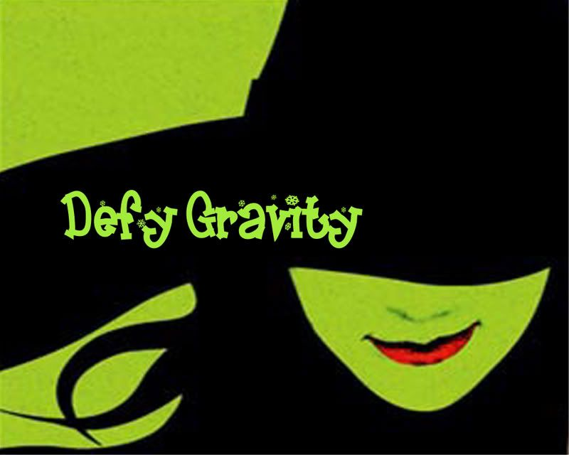 defying gravity wicked quotes quotesgram. Black Bedroom Furniture Sets. Home Design Ideas