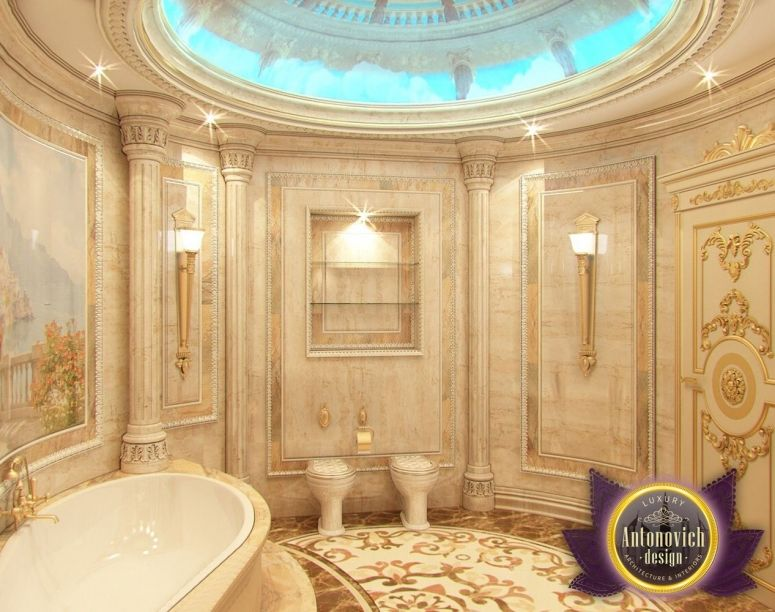 Bathroom Lights Dubai bathroom design in dubai, luxury bathroom, photo 4 | luxury dream
