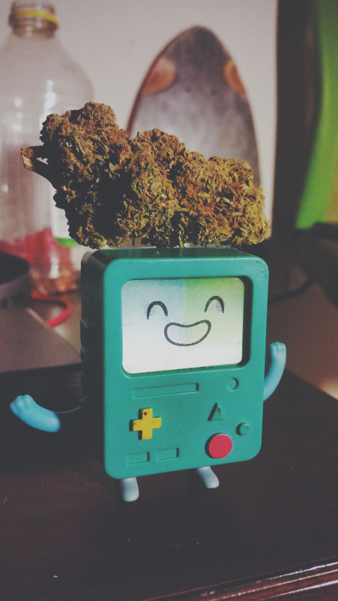 Alone With Weed