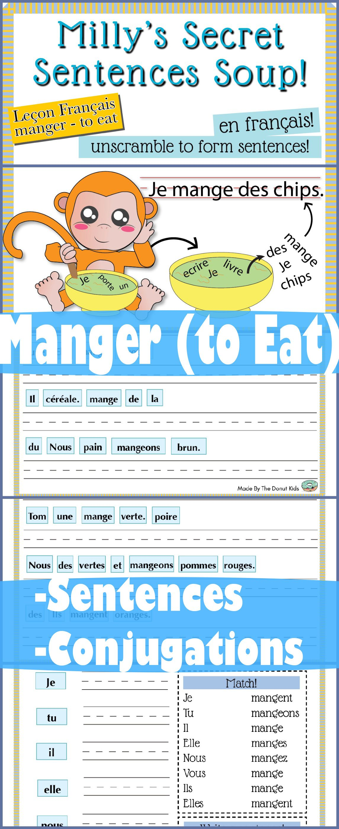 Unscramble Milly S Sentence Soup To Form Sentences With