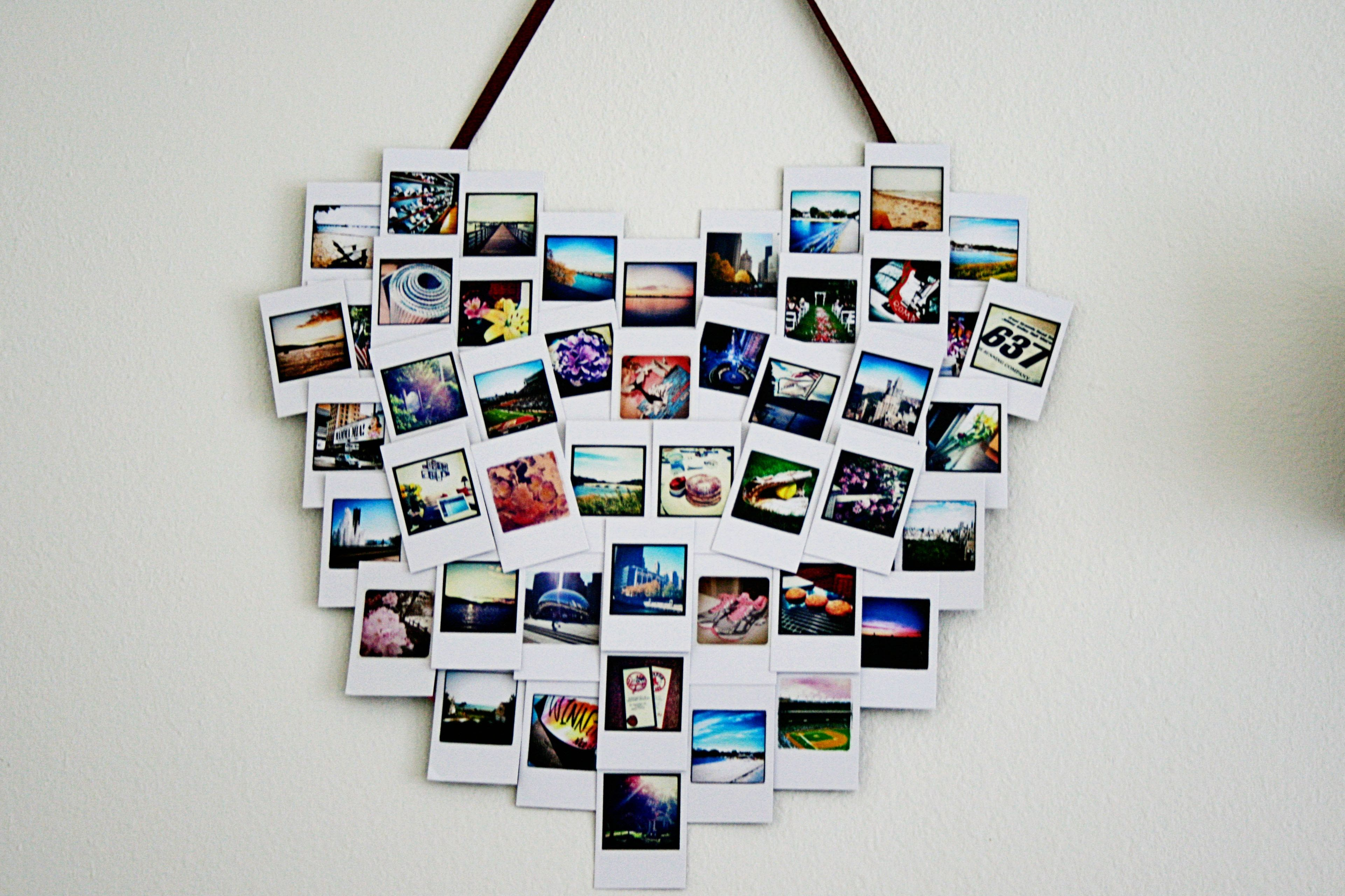 Www Loegz Com Wp Content Uploads 2016 11 Creative Things To Make For Your Room Jpg Wedding Photo Display Photo Displays Baby Scrapbook Pages