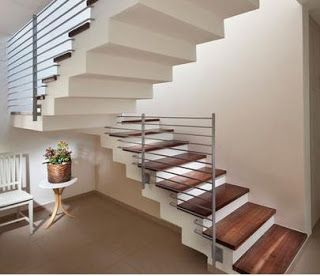 Fotos de escaleras como se hace una escalera de concreto for Escaleras bonitas