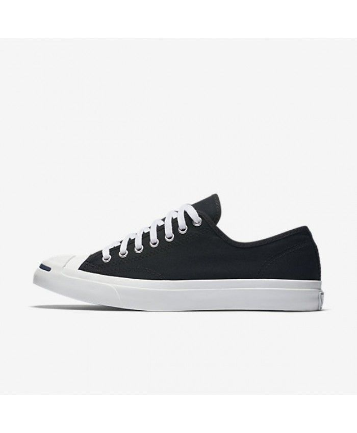 f95193314cdc Converse Jack Purcell Classic Low Top Black 1Q699-007