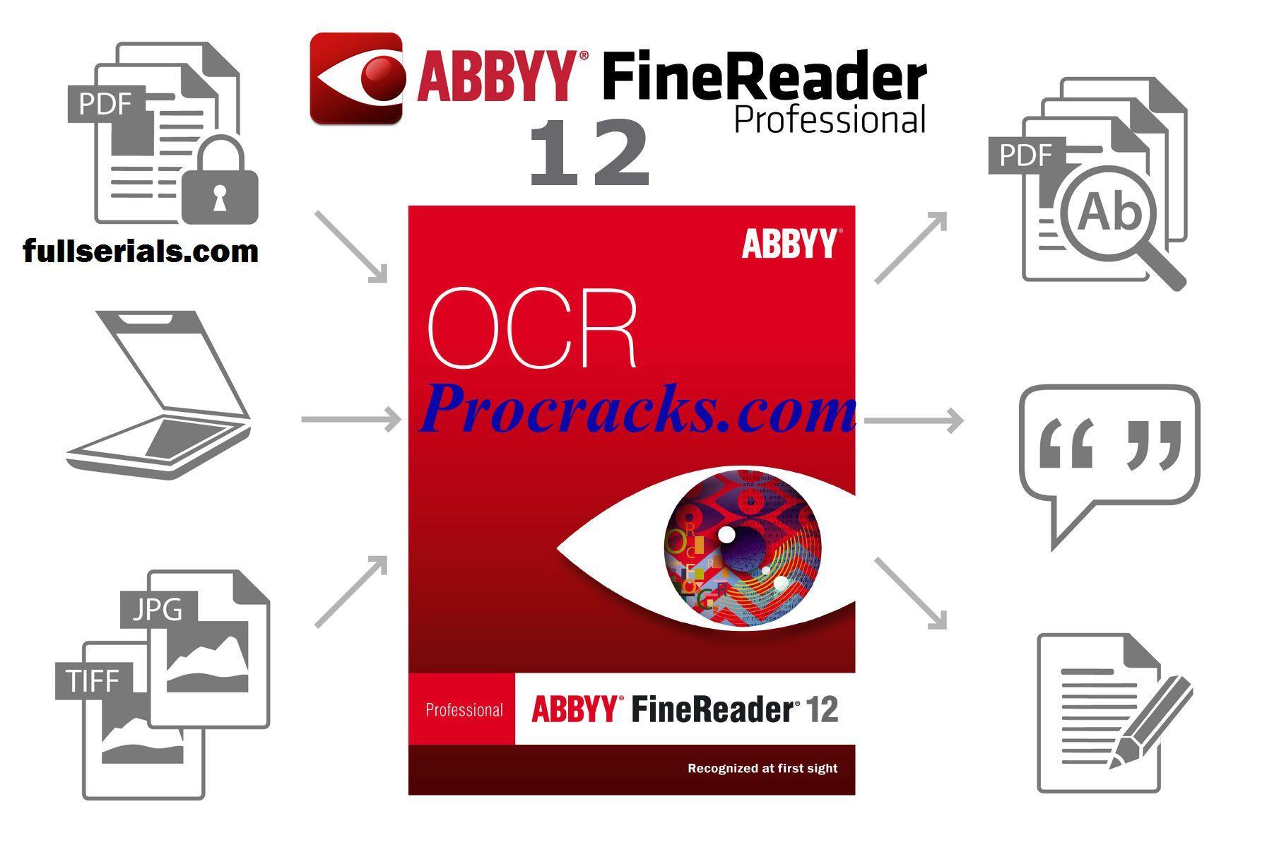 abbyy finereader 12 серийный номер форум