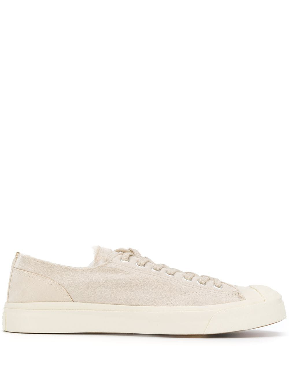 58349fe6428e CONVERSE CONVERSE JACK PURCELL LOW-TOP SNEAKERS - NEUTRALS.  converse  shoes