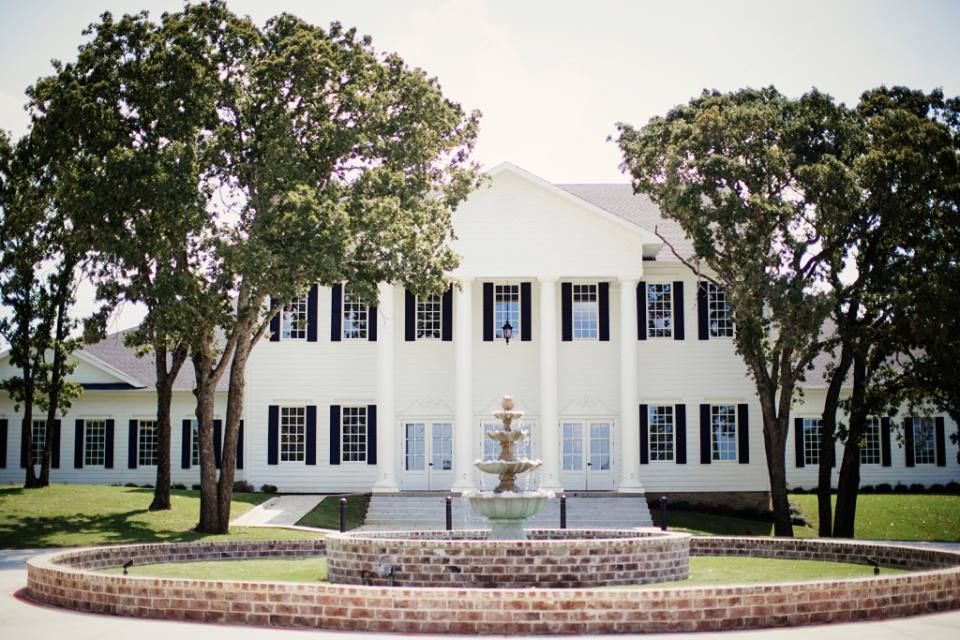 Walters Wedding Estates Wedding Venues in Dallas Texas Wedding
