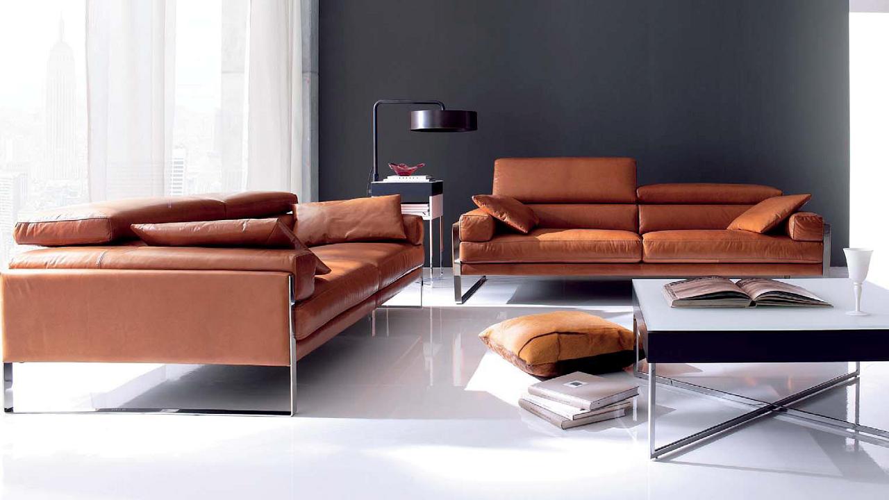 Bank Calia Italia Giulietta Home furniture, Sofa styling