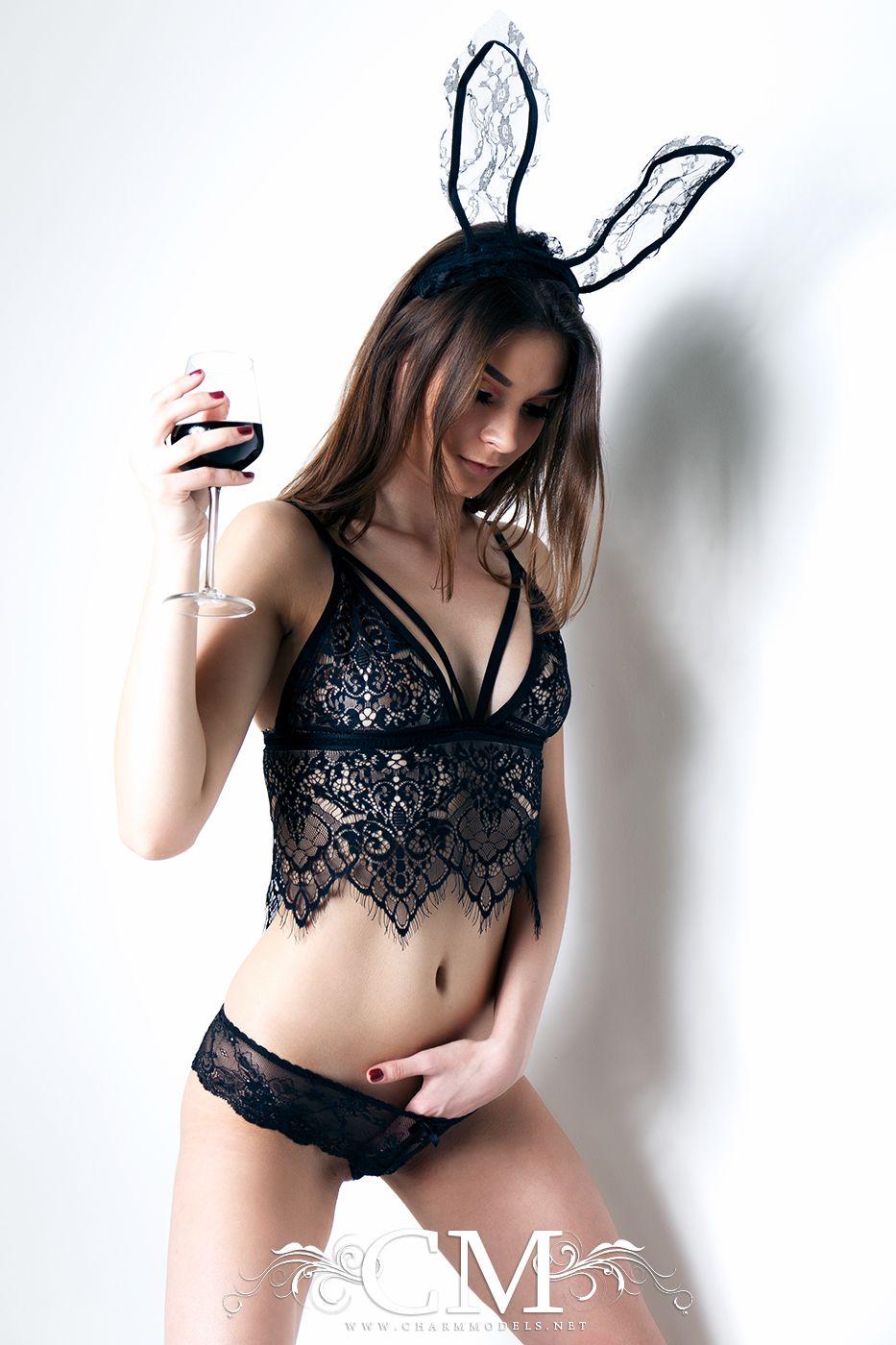 Sexy girls perfect net