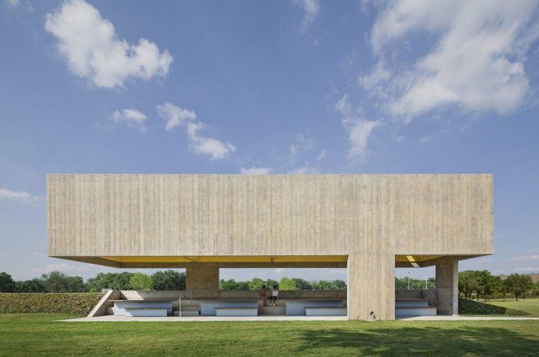 Webb Chapel Park Pavilion by Cooper Joseph Studio, Project Merit Award Winner (image: Edua...