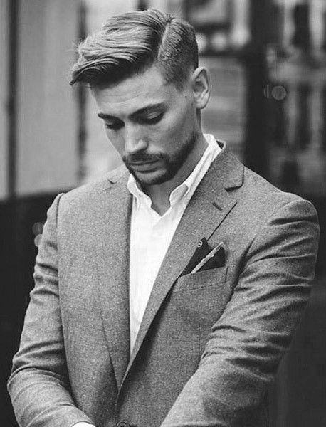 Stylish gents haircuts images