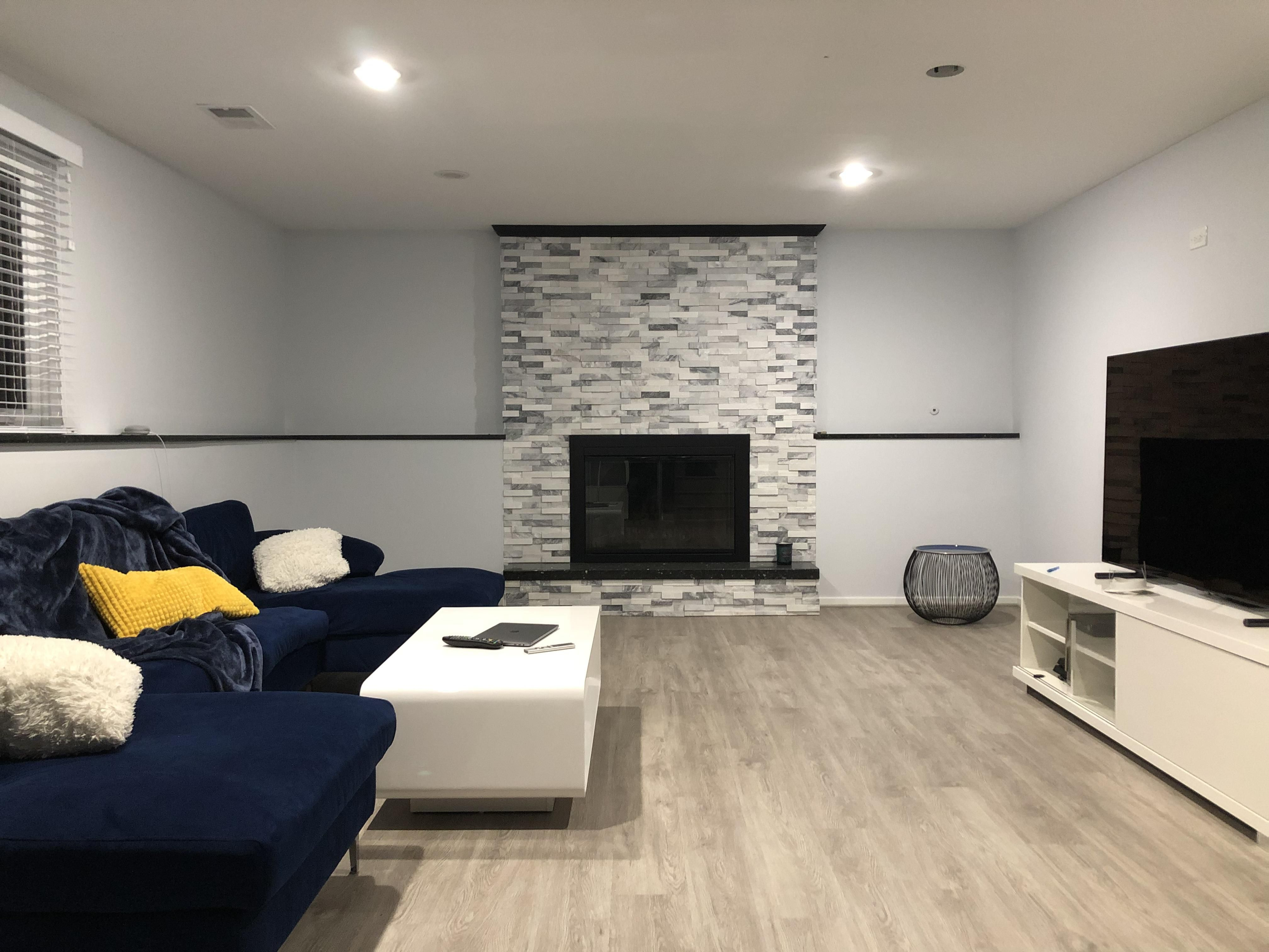 Need Some Help Decorating My Basement Living Area Interior Living Space Design Concept Furniture Home Decor Aesthetic Amaz Decor Home Modern House Design