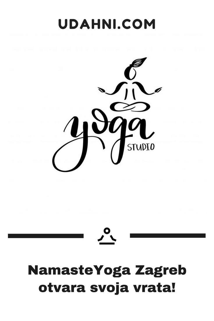 Novi Joga Studio U Zagrebu Namasteyoga Udahni Com Yogastudio Yoga Studio Home Decor Decals Zagreb