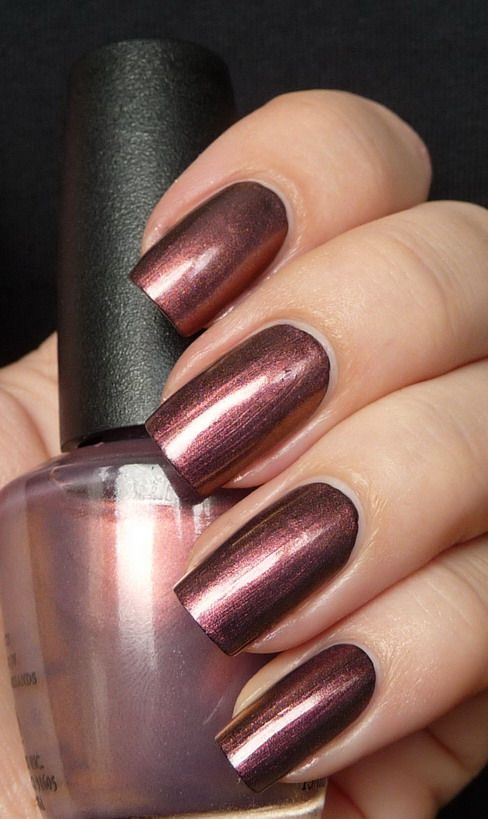 Opi Merry Berry Mauve Discontinued