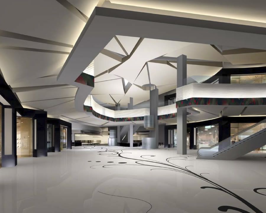 Stunning Modern Interior Mall Images - Simple Design Home - levitra-9.us