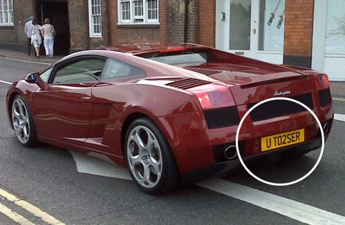 Find Who Owns A Car By License Plate Number Uk