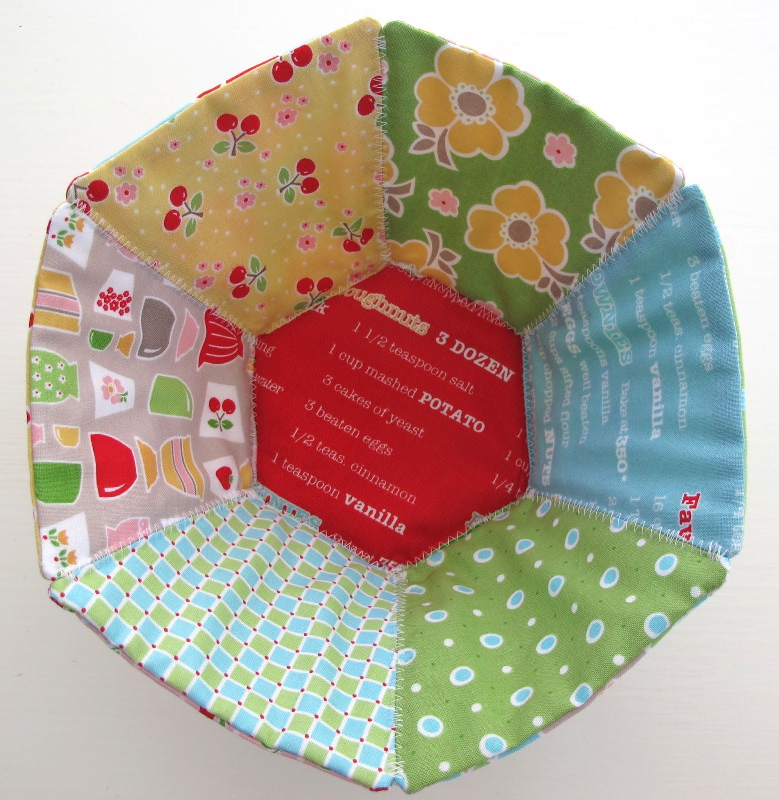Microwave Bowl Potholder Pattern | Another fun little project is a ... : quilt patterns for potholders - Adamdwight.com