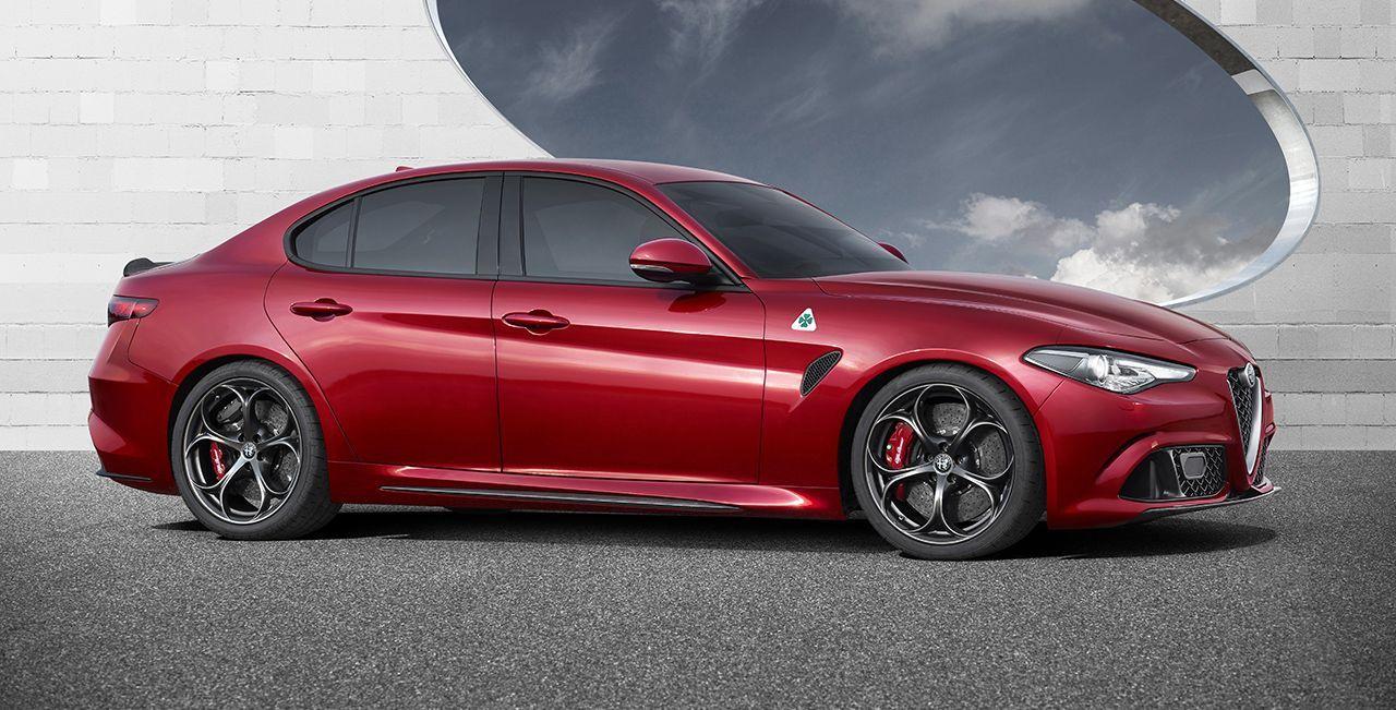 Alfa Giulia Qv >> Mini Maserati Alfa Romeo Presenteert Giulia Qv Officieel