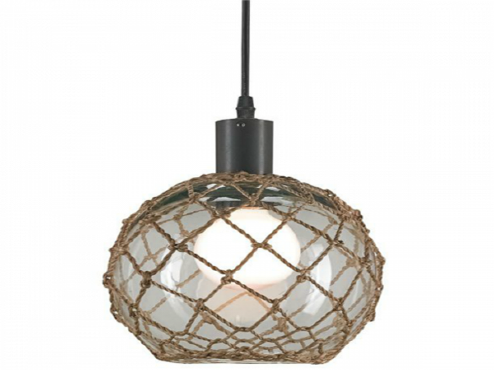 Chandeliers And Hanging Lights With Coastal Style Vintage Copper Rustic Iron Rope Seashells Online Put The Finishing Touch On