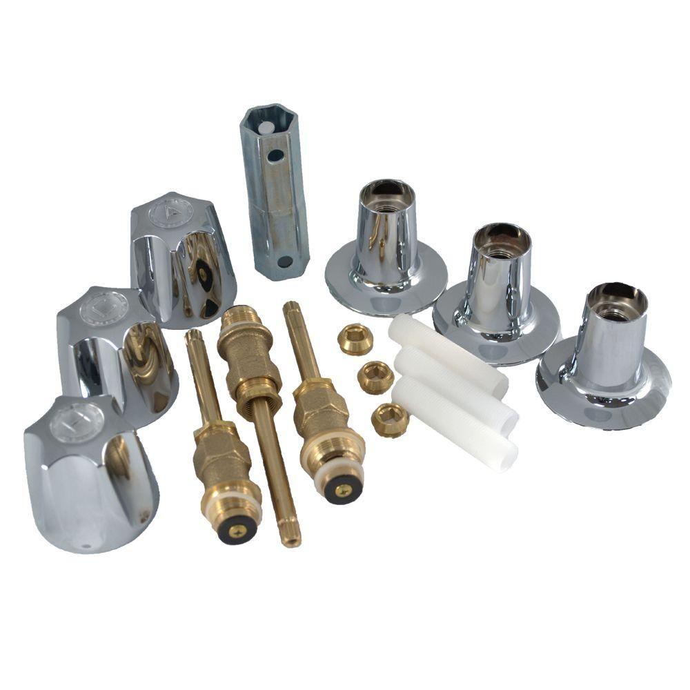 Gerber Old Style Rebuild Kit Shower Repair Shower Fixtures Plumbing