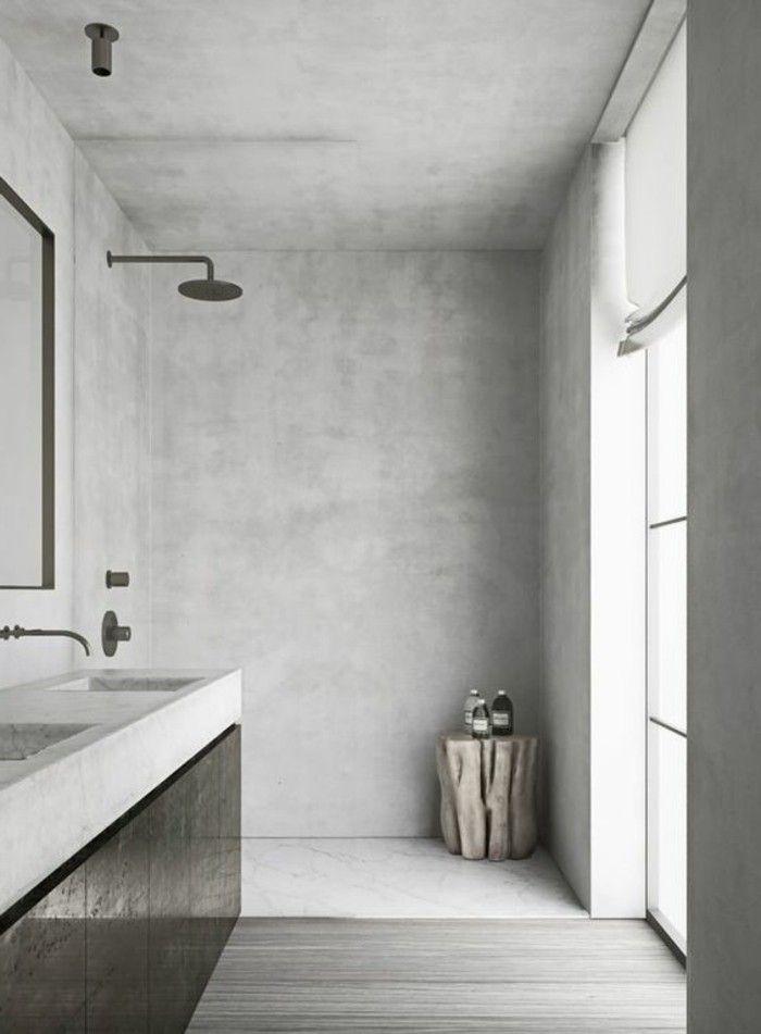 badezimmer-ideen-ausgefallene-atmosphäre-im-bad-schaffen - dekoration für badezimmer