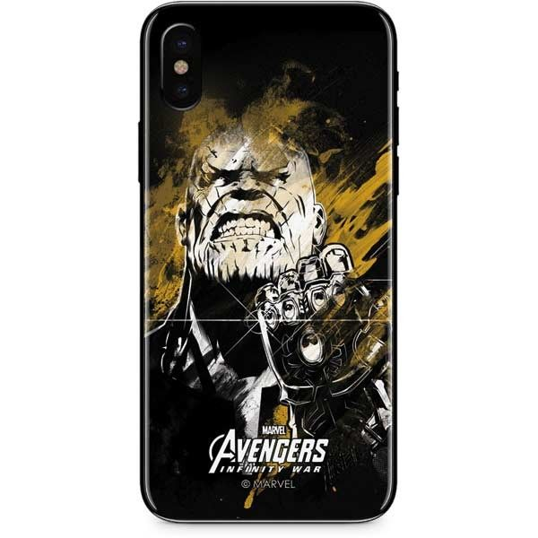 coque iphone x thanos