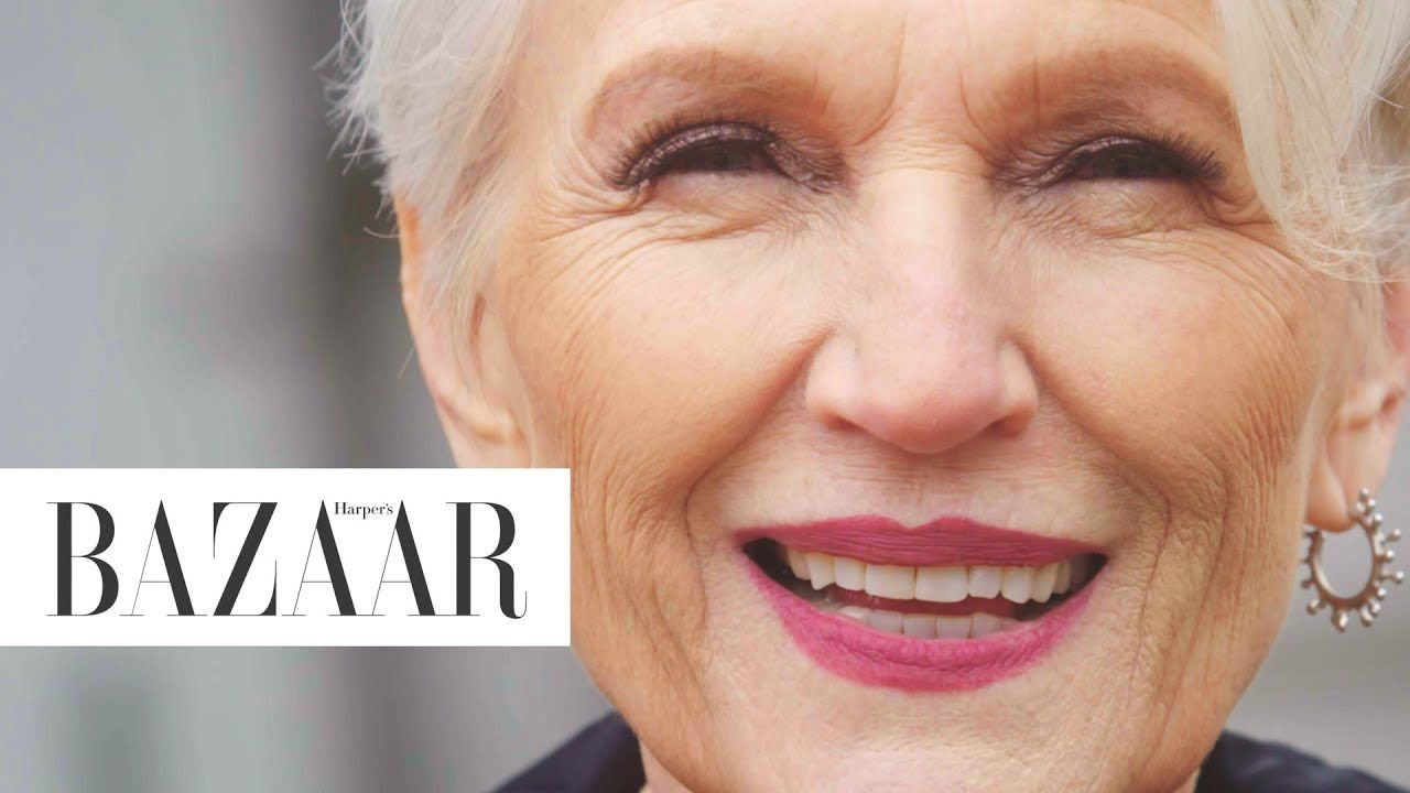 Everything 69 Year-Old Model Maye Musk Eats in a Day | Food Dairies