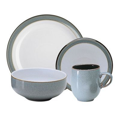 Browse our tableware range at Debenhams. From dinnerware to glassware our beautiful range is sure to make an impression on your guests.  sc 1 st  Pinterest & Denby Denby u0027Jetu0027 grey range- at Debenhams.com | In the kitchen ...