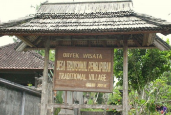 Bali Indonesia Holiday Travels: Penglipuran Village - a Neat and Interesting Villa...