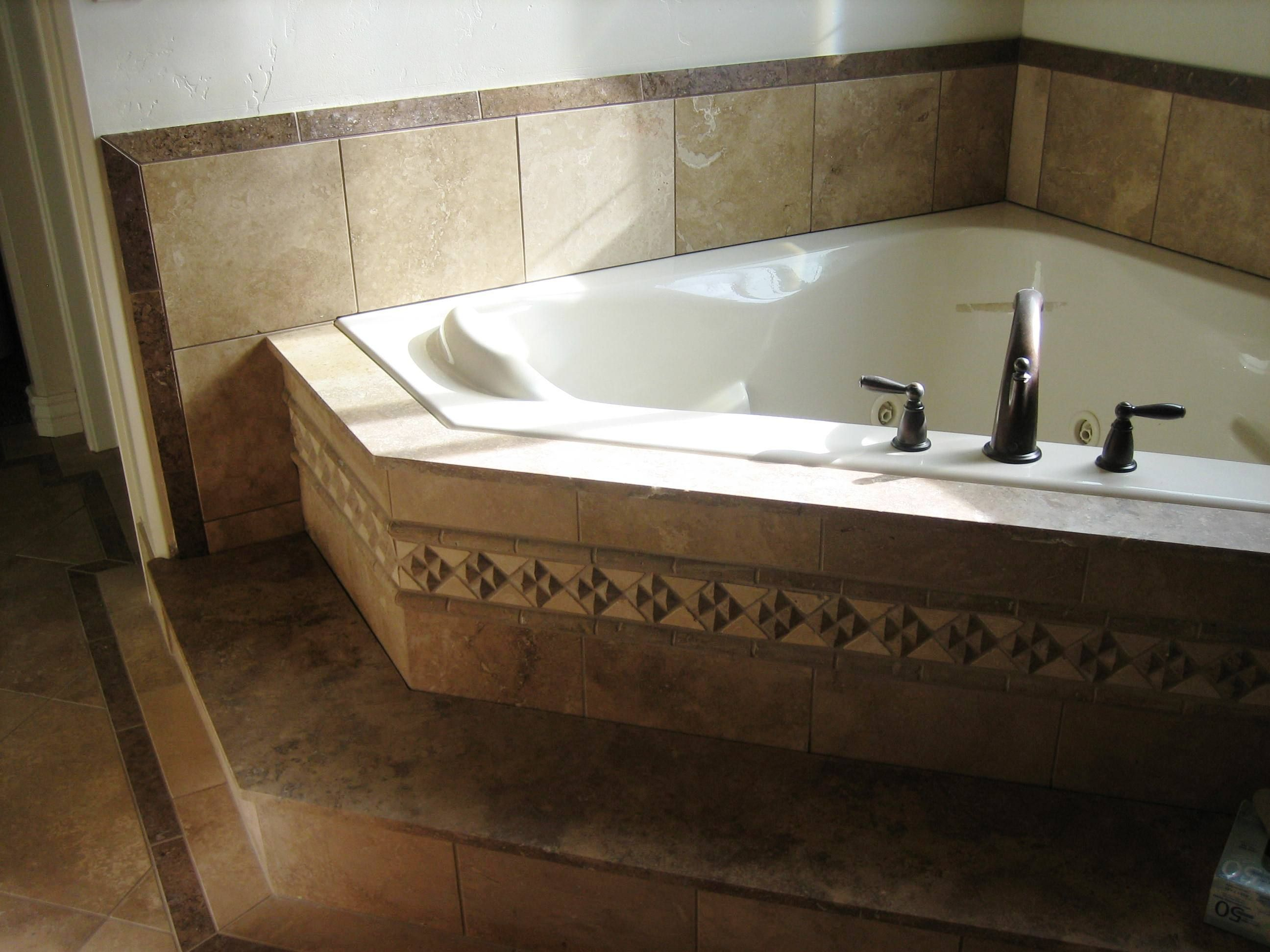 Old World Stone Imports  Bathroom Projects  www.OldWorldStoneImports.com